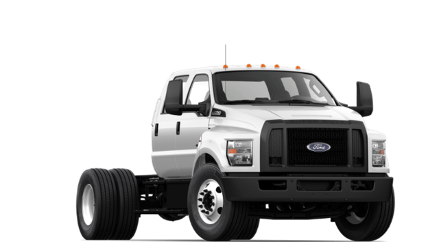 2019 Ford F-750 Diesel Base Truck Regular Cab